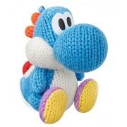 Amiibo Yoshi Blue Ver. - Yoshi's Wooly World series Ver. [Wii U][Importación Japonesa]