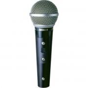 Leson Sm58 Plus Microfone de Mão SuperCardióide com fio