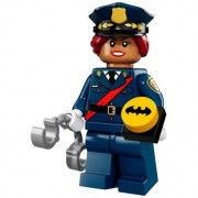 Mini Figurine Lego® Serie 17 - The Batman Movie : Barbara Gordon