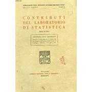 Contributori Del Laboratorio Di Statistica, Serie Quarta, Biotipologia Delle Aristocrazie
