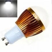 CXHEXIN G10-8 GU10 8W 640LM 16-SMD 5630 LED bombilla fresca blanca