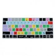 XSKN photoshop atalho cc pele tampa do teclado de silicone para a magia versão do teclado 2015, nós disposição