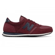 New Balance 420 New Balance Red with Navy