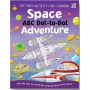 Space ABC Dot-to-dot Adventure by Vicky Gross