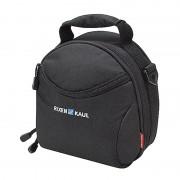 KlickFix Smile Lenkertasche schwarz Gepäckträgertaschen