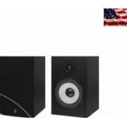 Pereche Boxe Compacte Boston Acoustics Cs26mkii 110w Rms Negru