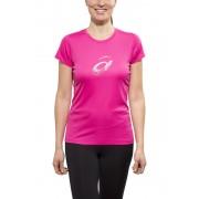 asics Graphic SS Top Women magenta 2014 Running