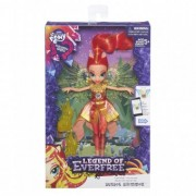 My Little Pony Legend Of Everfree Crystal Wings Sunset Shimmer B7534