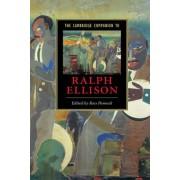The Cambridge Companion to Ralph Ellison by Ross Posnock