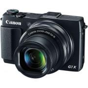 Aparat Foto Digital Canon PowerShot G1 X Mark II (Negru), Filmare Full HD, 12.8MP, Zoom optic 5x, Wi-Fi