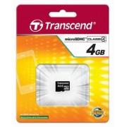 Transcend Micro SD 4GB
