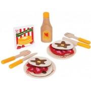 Hape Keuken Pannenkoeken Set