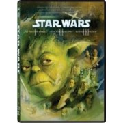 STAR WARS THE PREQUEL TRILOGY EPISODES I-III BluRay