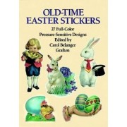 Old-Time Easter Stickers by Carol Belanger Grafton