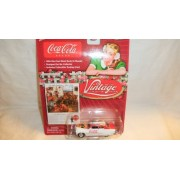 JOHNNY LIGHTNING COCA-COLA VINTAGE COLLECTORS EDITION 1949 MERCURY COUPE DIE-CAST COLLECTIBLE