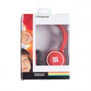 Polaroid slušalice za decu crvene