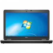 "Notebook Dell Precision M2800, 15.6"" Ultra HD, Intel Core i7-4610M, FirePro W4170M-2GB, RAM 8GB, HDD 500GB, Windows 7 Pro, Argintiu"