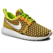 Обувки NIKE - Roshe One Flyknit 704927 702 Volt/White/Total Orange/Blck