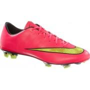 Nike MERCURIAL VELOCE II FG. Fußballschuhe Herren in rot, Größe: 42 1/2