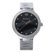 【52%OFF】CATALINA ラウンド ビジュー ステンレスベルト ウォッチ シルバー ファッション > 腕時計~~レディース 腕時計