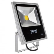 20W 1500-1600LM 6000-6500K Natural White Light Waterproof Flood Lamp LED (85-265V)