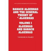Banach Algebras and the General Theory of *-Algebras: Volume 1, Algebras and Banach Algebras: v. 1 by Theodore W. Palmer