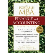 Theodore Grossman The Portable MBA in Finance and Accounting