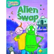 Oxford Reading Tree: Level 9: Snapdragons: Alien Swap by Stan Cullimore