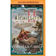 Agatha H. and the Airship City by Phil Foglio