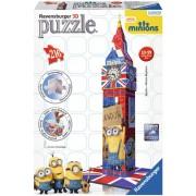 Big Ben Minions - Puzzel - 216 Stukjes