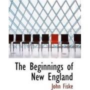 The Beginnings of New England by John Fiske