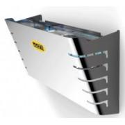 > Elettroinsetticida a carta collante 1 X 20 W HACCP Mo-Plick Inox
