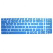 CaseBuy Keyboard Cover for MSI GS60 GS70 PE60 PE70 GE62 GL62 GE72 GL72 Ghost WS60 Workstation GP62 Leopard Pro GT62VR GT72 GT72S DOMINATOR GS63VR GS73VR Stealth Pro GT73VR Titan Pro(Semi-Blue)