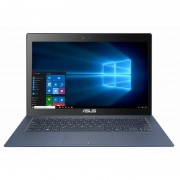 Laptop Asus Zenbook UX301LA-DE150R Intel Core i7-5500U 13.3 inch Quad HD Touch 8GB DDR3 2x256GB SSD Windows 10 Pro Blue