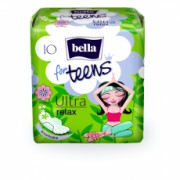 Bella Absorbante For Teens Ultra Relax