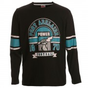 AFL Youth Printed L/S Tee Port Adelaide Power [Size:10]