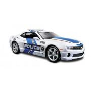 Maisto - 31208 - Véhicule Miniature - Modèle À L'échelle - Chevrolet Camaro Ss Rs Police - 2010 - Echelle 1/24