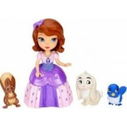 Figurina Mattel Disney Sofia and Animal Friends