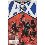MARVEL AVX AVENGERS VS X-MEN ROUND 9 NEWSSTAND VARIANT EDITION