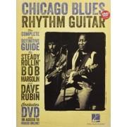 Chicago Blues Rhythm Guitar by Dave Rubin