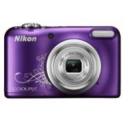 Nikon Coolpix A10 lineart lila digitális fényképezőgép