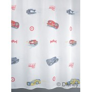 Fehér szatén csíkos organza maradék 290x430cm/0016/Cikksz:1240271