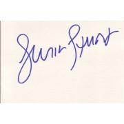 Gloria Stuart Autographed Index Card