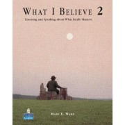 What I Believe 2 by Mary Ward