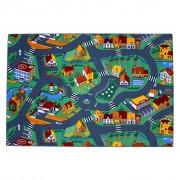 AK Sports Play Mat Village Street 140x200 cm 0309004