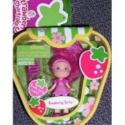 Strawberry Shortcake Hasbro Mini Doll in Purse Raspberry Torte