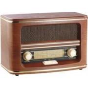 Auvisio Radio FM / MW design rétro