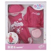 Zapf Creation 820735 - Primo completino per bambole Deluxe, Baby born