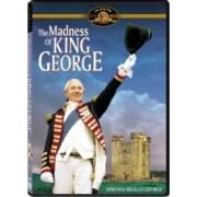 THE MADNESS OF KING GEORGE DVD 1994