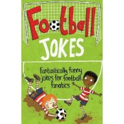 Football Jokes by MacMillan Children's Books